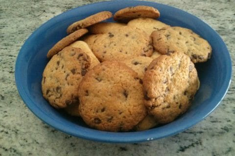 Cookies américains Thermomix par Captain