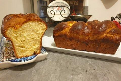 Brioche du boulanger Thermomix par Zabounette49