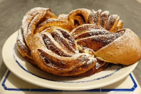 Kringle estonien Thermomix par Zabounette49