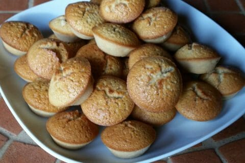 Financiers Thermomix par Caco67
