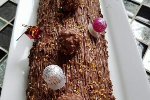 Bûche Ferrero Rocher Thermomix par Pat51Oeuilly