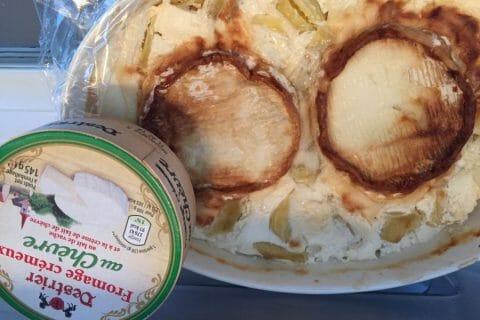 Gratin de pommes de terre à la normande Thermomix par SCSC