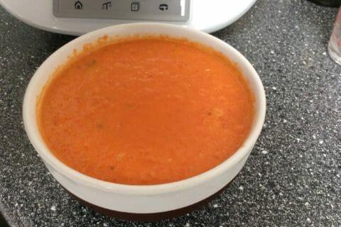 Velouté de tomate Thermomix par Raphietdt