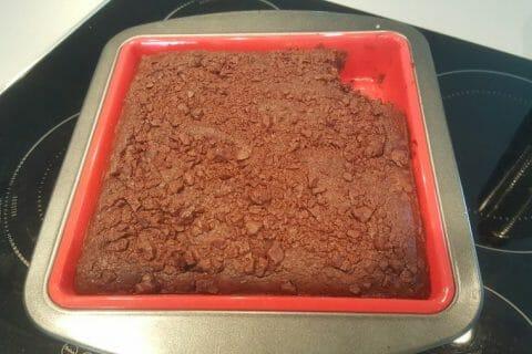 Brownie magique aux haricots rouges Thermomix par Vivemma