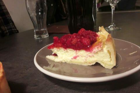 Tarte au fromage blanc Thermomix par Anais55190