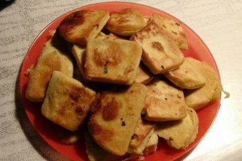 Panisses Thermomix par Bamby