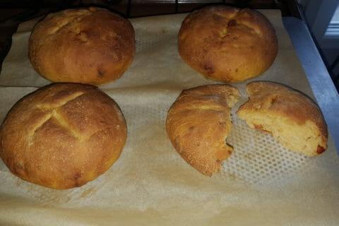 Petits pains au chorizo Thermomix par Titepuce