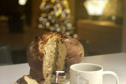 Panettone Thermomix par SylvieD77