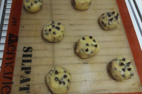 Cookies américains Thermomix par Elsa.zaz