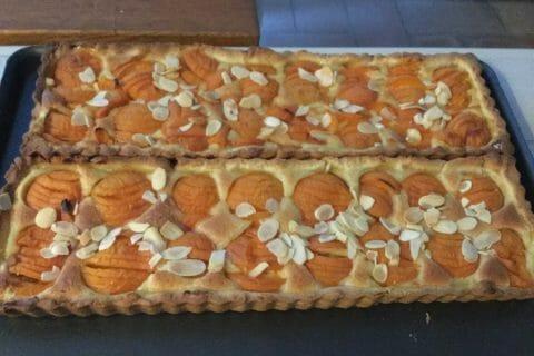 Tarte amandine aux abricots Thermomix par chocolatitine