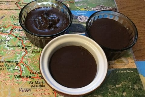 Crème au chocolat Thermomix par chocolatitine
