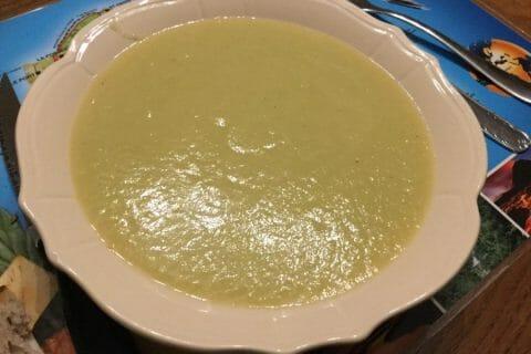 Soupe de Poireaux Thermomix par chocolatitine
