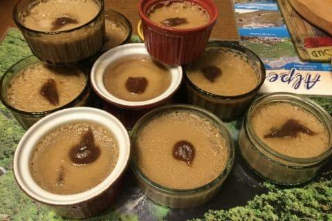 Petits pots de crème de marrons Thermomix par chocolatitine