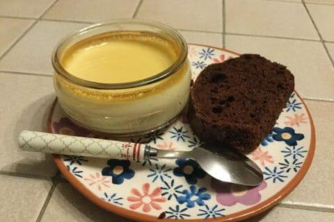 Crème aux oeufs Thermomix par chocolatitine