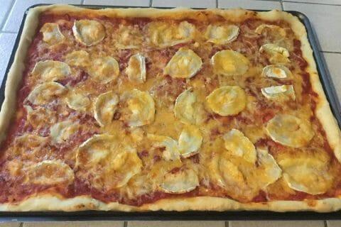 Pâte à pizza Thermomix par chocolatitine
