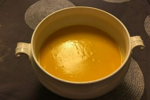 Velouté de butternut Thermomix par Softy13