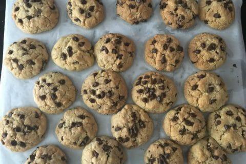 Cookies américains Thermomix par Lili45
