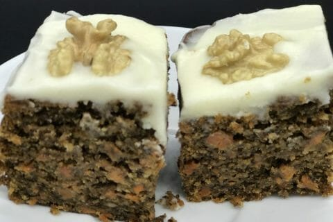 Carrot cake Thermomix par Leila1966