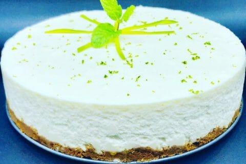 Mini cheesecakes au citron vert Thermomix par Leila1966