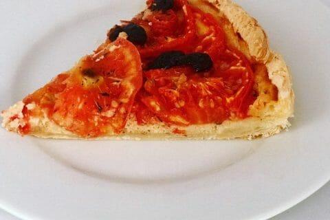 Tarte tomates et amandes Thermomix par Leila1966