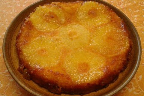 Gâteau renversé à l'ananas Thermomix par Zabettenal