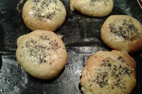 Petits pains farcis au boeuf Thermomix par Zabettenal