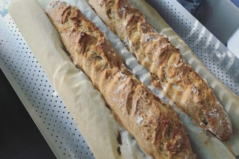 Baguettes Thermomix par Anyother