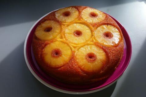 Gâteau renversé à l'ananas Thermomix par BenCham