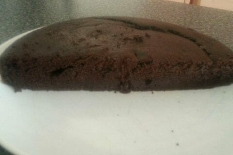 Gâteau au chocolat et courgettes Thermomix par Gigicienne