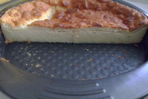 Gâteau magique à la vanille Thermomix par cassinette