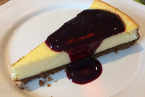 Cheesecake New-Yorkais Thermomix par Alice-delice
