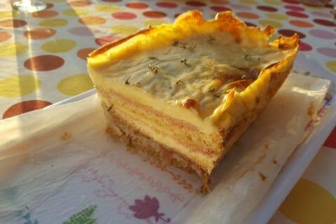 Croque cake Thermomix par Jade
