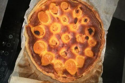 Tarte amandine aux abricots Thermomix par cloclo1974