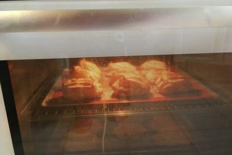 Mini éclairs au saumon fumé Thermomix par Nikoleta