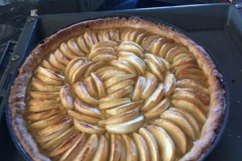 Tarte aux pommes alsacienne Thermomix par Nikoleta