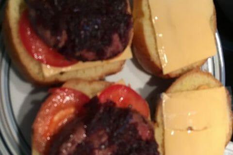Buns burger au Thermomix