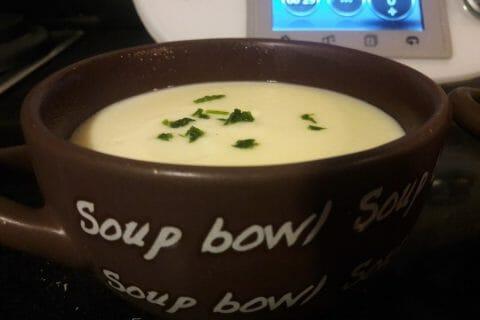 Soupe de navets Thermomix par Positive Vibes