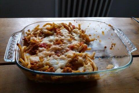 Macaronis au thon Thermomix par malta