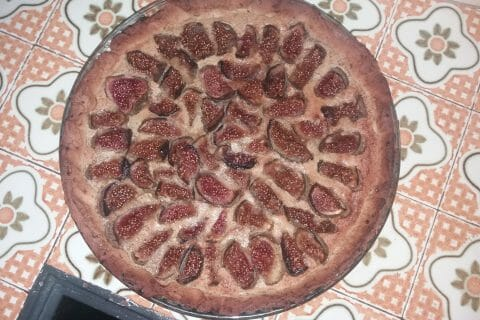 Tarte aux figues au Thermomix