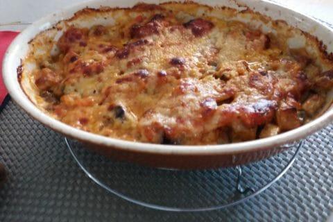 Aubergines à la parmesane Thermomix par Manou29