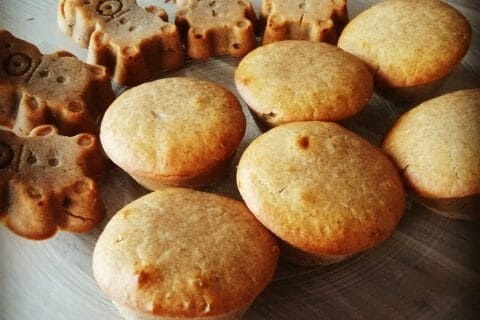 Petits pains d'épices de Noël au chocolat Thermomix par vivig56