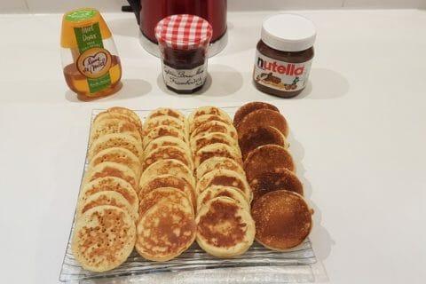 Pancakes Thermomix par Rolca