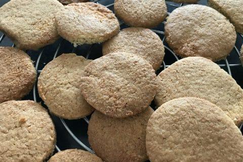Sablés coco Thermomix par pookie