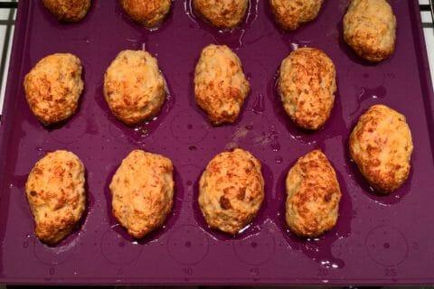 Croquettes de choux-fleur au jambon cru Thermomix par natalese