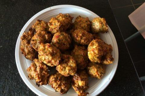 Boulettes de poulet Thaï Thermomix par Dweelves