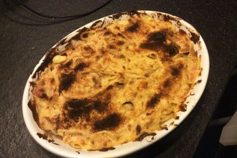 Mac and cheese Thermomix par Dweelves