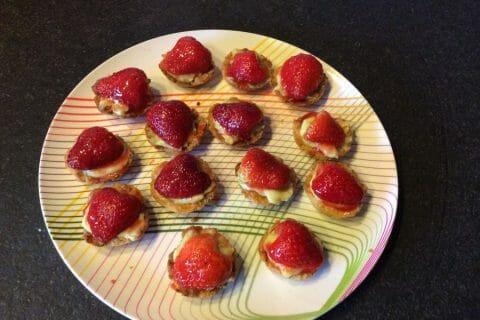 Tarte aux fraises Thermomix par Dweelves
