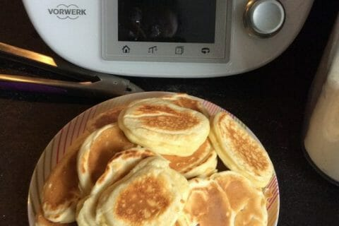 Blinis Thermomix par Dweelves