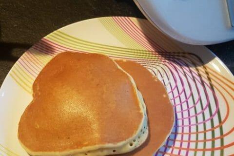 Pancakes à la banane Thermomix par Dweelves
