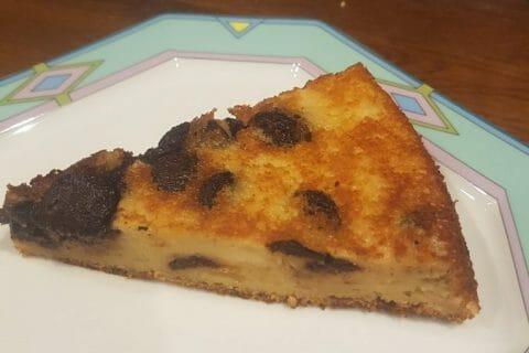 Gâteau des femmes pressées poires et chocolat Thermomix par chamalowen